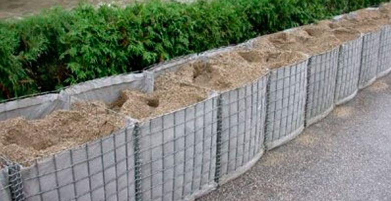 Специальные барьеры для защиты от ЧС